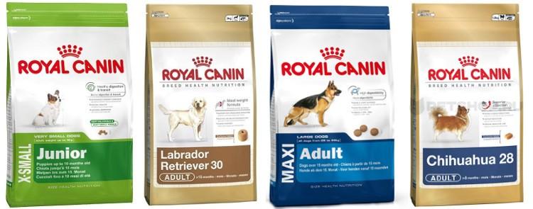 Супер премиум корма для собак