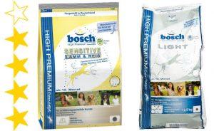 Bosch корм для собак какой класс
