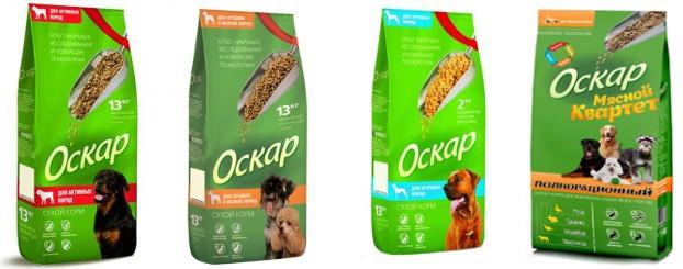 Сухой корм Оскар для собак отзывы