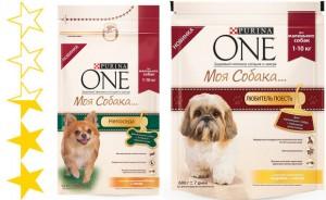 Корм Purina One для собак отзывы