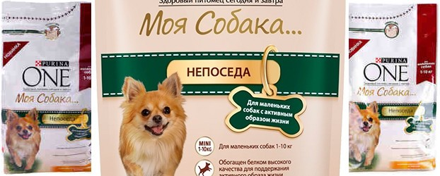 Корм для собак Purina One отзывы