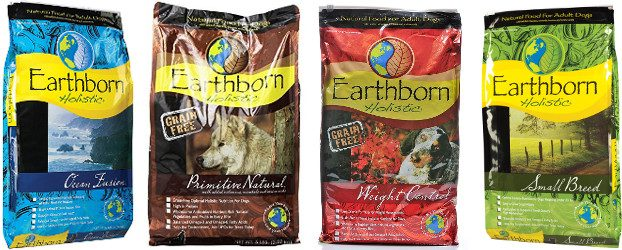 Корм Earthborn Holistic отзывы