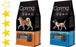 Корм для собак Optima Nova отзывы