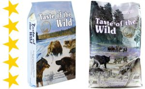 Корм для собак Taste of the Wild отзывы
