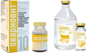 Овариовит для собак инструкция по применению