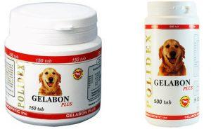 Гелабон для собак инструкция