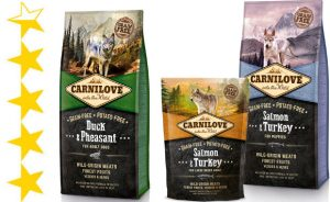 Корм для собак CarniLove отзывы