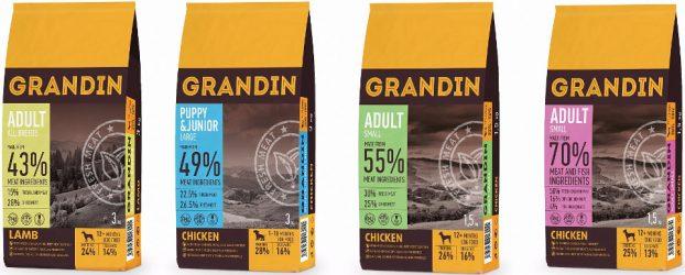 Grandin корм для собак отзывы