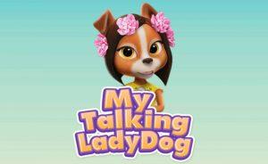 Игра Моя говорящая собака