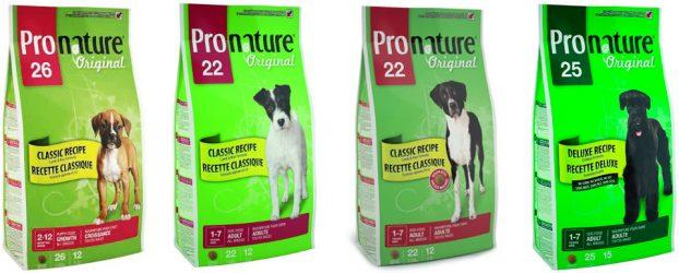Pronature Original для собак отзывы