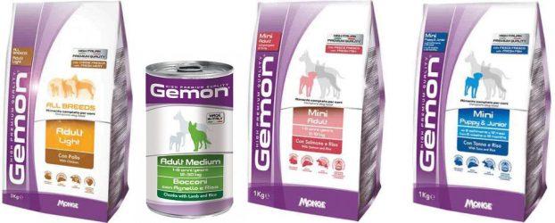 Корм Gemon для собак отзывы