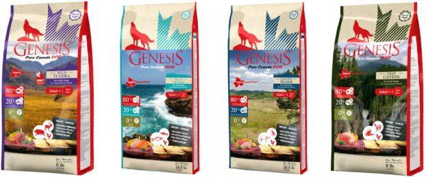 Корм для собак Genesis Pure Canada - отзывы