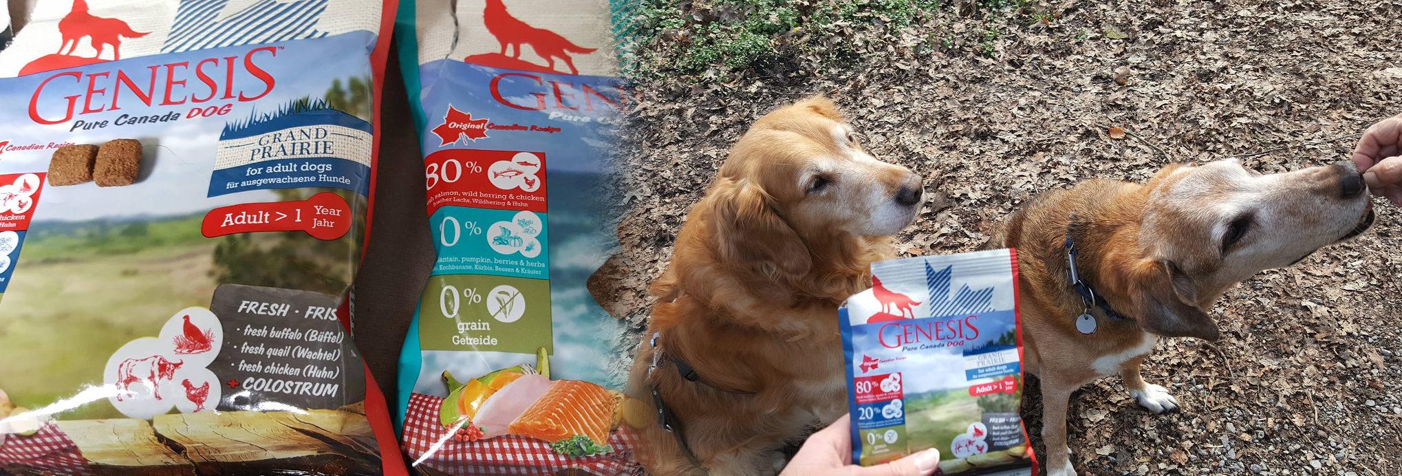 Отзывы о корме Genesis Pure Canada для собак