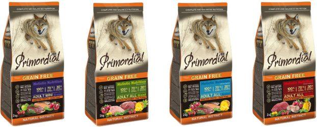 Сухой корм для собак Primordial отзывы