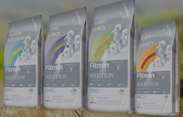 Обзор корма для собак Fitmin Solution