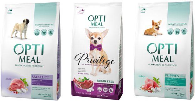 Отзывы ветеринаров о сухом корме Optimeal для собак