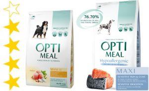 Сухой корм для собак Optimeal