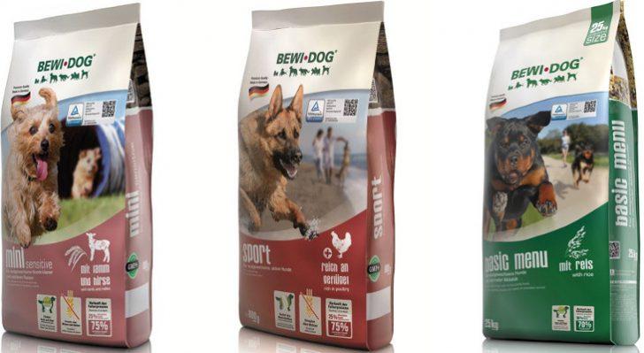 Сухой корм для собак Bewi Dog